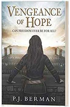 Vengeance of Hope - P.J. Berman - 3D book cover